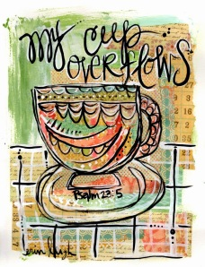 my cup overflows pyp 001